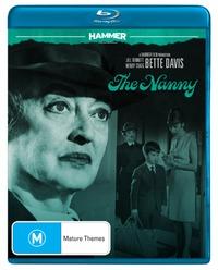 Hammer Horror: The Nanny on Blu-ray