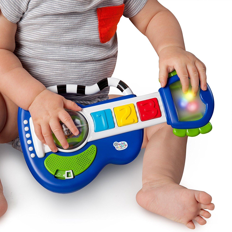 Baby Einstein - Rock, Light & Roll Guitar image