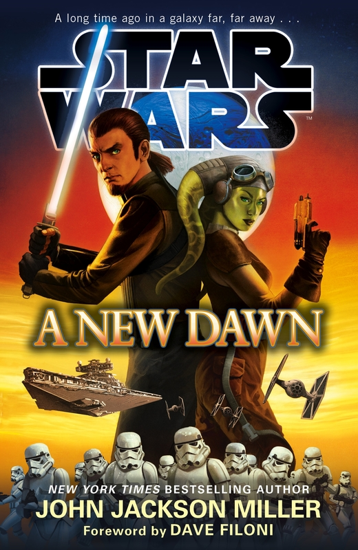 Star Wars: A New Dawn by John Jackson Miller