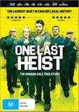 One Last Heist on Blu-ray