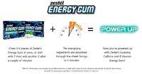 Zestel Energy Gum - Peppermint Blast (10 Pack) image