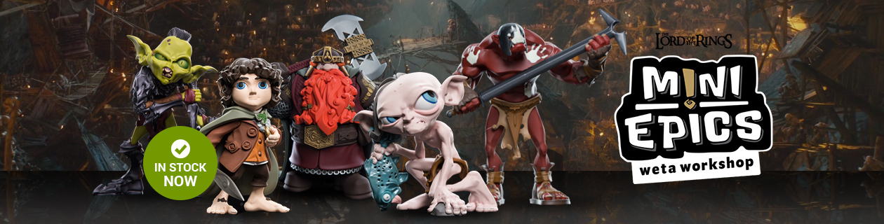 MINI EPICS by Weta Workshop