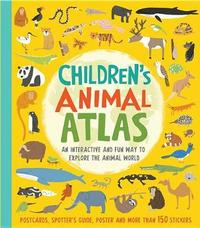 Children's Animal Atlas by Barbara Taylor