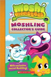 Moshi Monsters: Moshling Collector's Guide (U.S. Edition) by Steve Cleverley