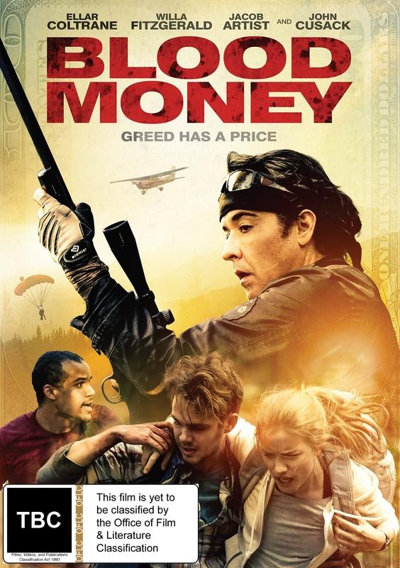Blood Money on DVD