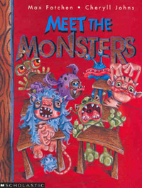 Meet the Monsters by Max Fatchen image