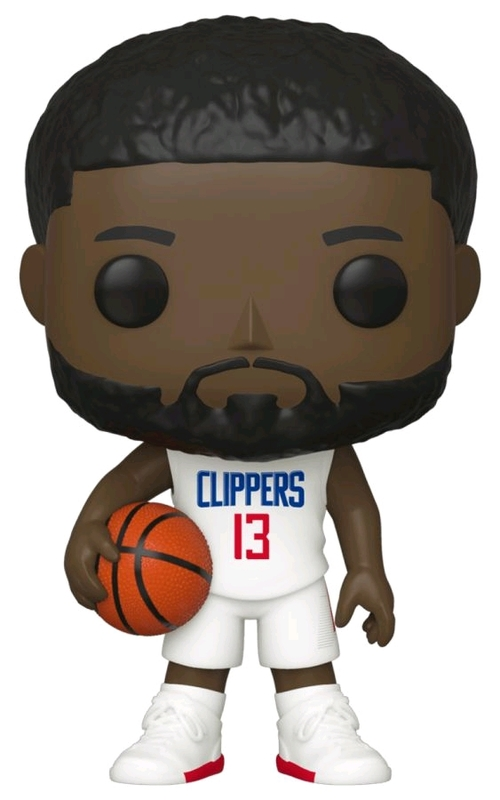 NBA: OKC - Paul George Pop! Vinyl Figure
