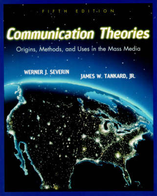 Communication Theories by W.J. Severin image