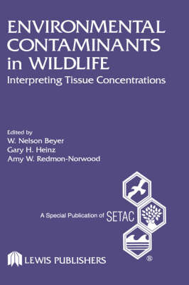 Environmental Contaminants in Wildlife: Interpreting Tissue Concentrations image