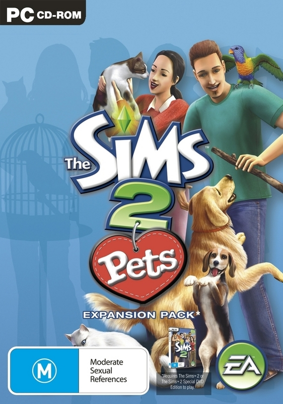 The Sims 2: Pets Expansion Pack for PC Games