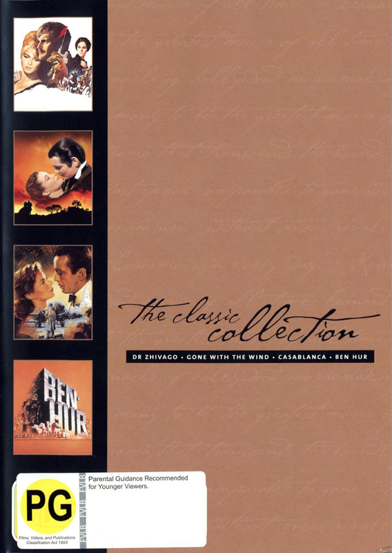 The Classic Collection Box Set on DVD