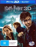 Harry Potter & The Deathly Hallows Part 1 DVD