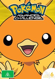 Pokemon - Season 7: Advanced Challenge (New Packaging) on DVD