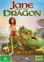 Jane And The Dragon on DVD