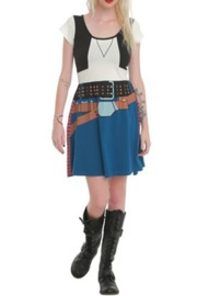 Star Wars Han Solo Dress Slimfit (Large)
