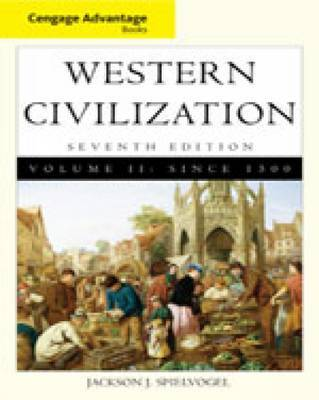 Western Civilization: v. 2 by Jackson J. Spielvogel