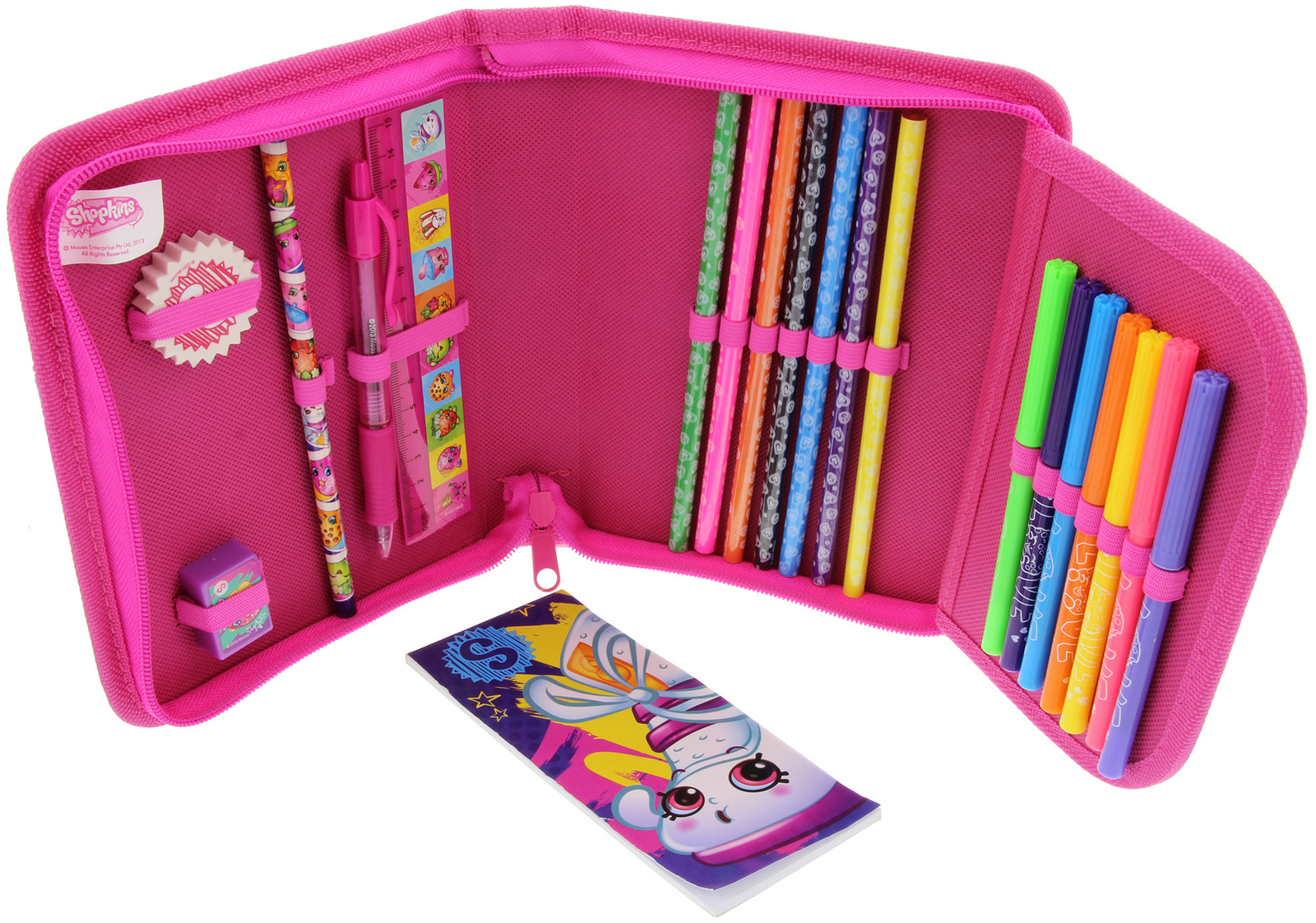 Shopkins: Filled Pencil Case image