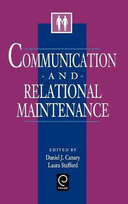 Communication and Relational Maintenance image