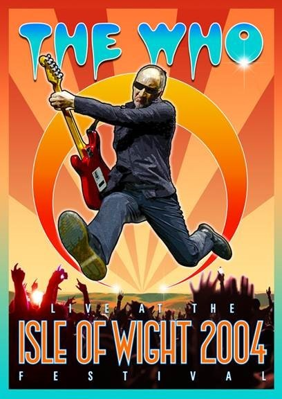 The Who - Live At The Isle Of Wight on Blu-ray image