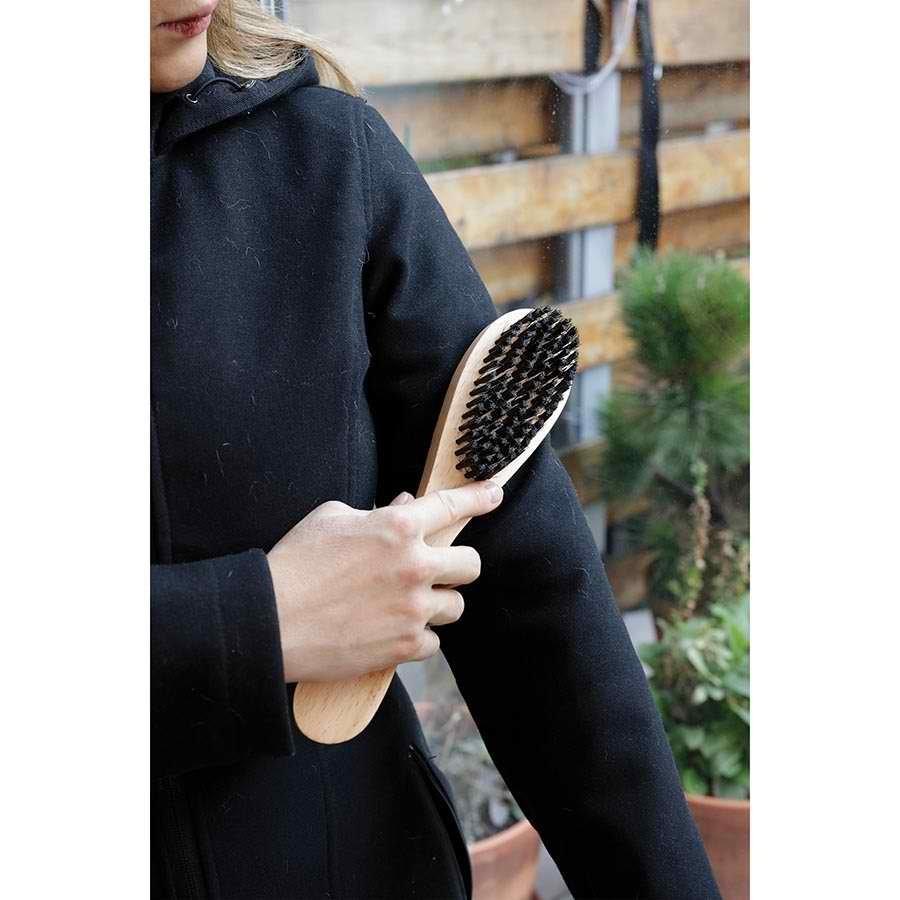 Wood Lint Brush image