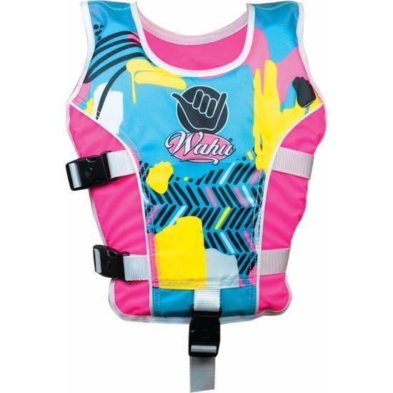 Wahu: Swim Vest Large (25-50 kg) - Pink