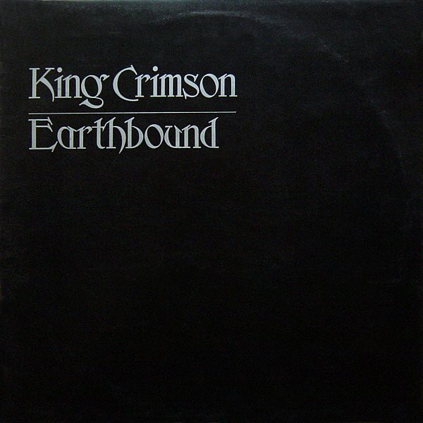 Earthbound by King Crimson image