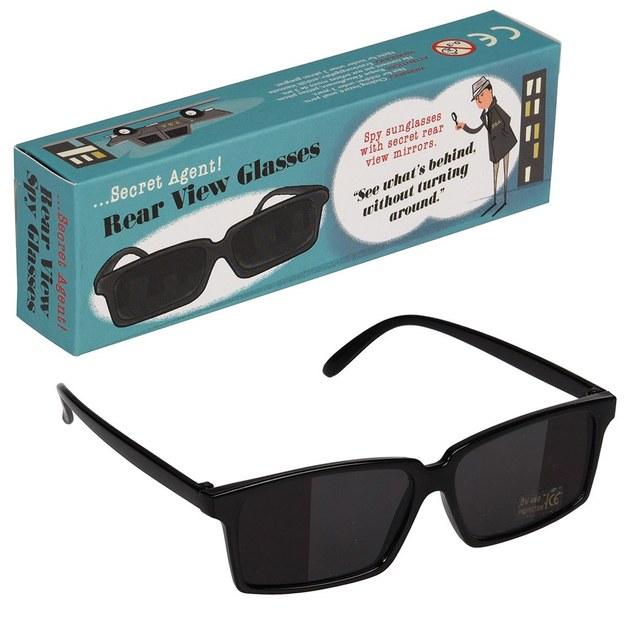 Secret Agent - Spy Glasses