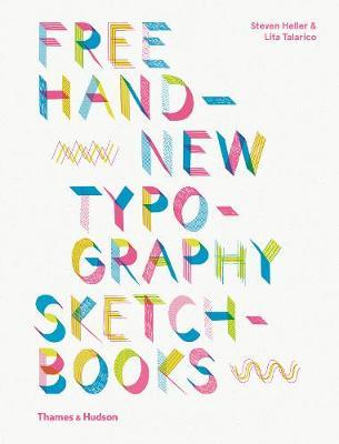 Free Hand New Typography Sketchbooks by Steven Heller image
