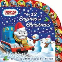 Thomas & Friends: The 12 Engines of Christmas by Thomas & Friends