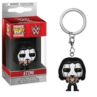 WWE: Sting Pop! Keychain
