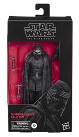 "Star Wars The Black Series: Supreme Leader Kylo Ren - 6"" Action Figure"