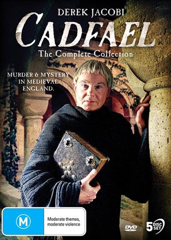 Cadfael - The Complete Collection on DVD