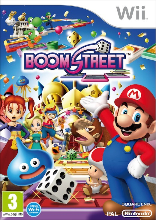 Boom Street for Nintendo Wii image