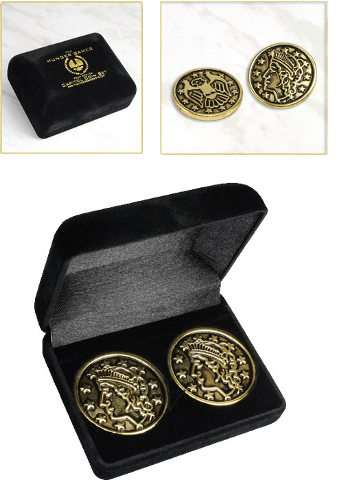 Hw >> The Hunger Games Coin Prop Replica Image at Mighty Ape NZ