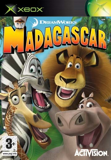Madagascar for Xbox