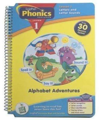Leap Pad Phonics No 1: Alphabet Adventures