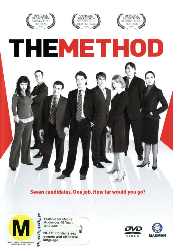 The Method on DVD
