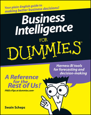 Business Intelligence For Dummies by Swain Scheps