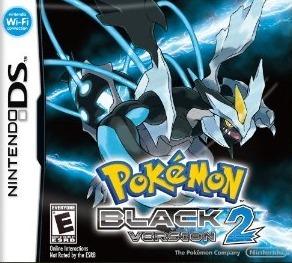 Pokemon Black Version 2 (U.S version, region free) for Nintendo DS