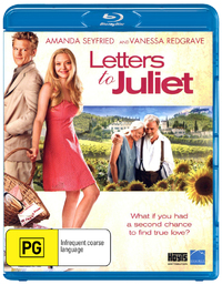 Letters to Juliet on Blu-ray image