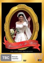 Princesses Of The World - The Fairytale And Beyond on DVD image