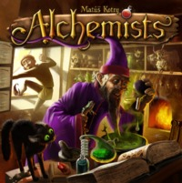 Alchemists - Board Game