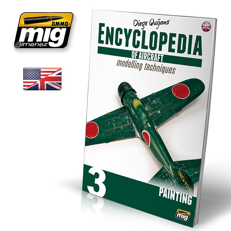 Encyclopedia of Aircraft Modelling Techniques Vol 3: Painting image
