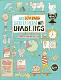 Type 1 and Type 2 Diabetes Cookbook by Vickie de Beer