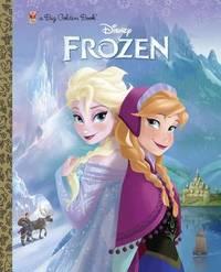 Frozen: A Big Golden Book by Random House Disney