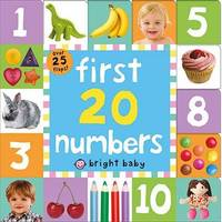 First 20 Numbers by Roger Priddy