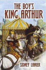 The Boy's King Arthur by Sidney Lanier image