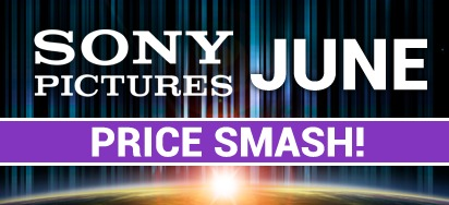 Sony Pictures June Price Smash! Up to 60% off!