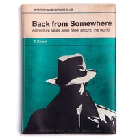 Monkey Business: A Novel Passport Cover (Mystery) image
