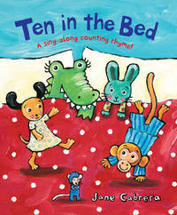 Ten in the Bed by Jane Cabrera image
